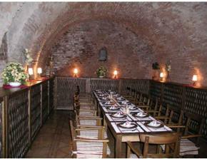Radnicna vinaren - tu bude slavnostna vecera s najblizsimi