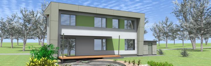janvirostko - Energeticky pasívny dom v Malinove pre @buggy