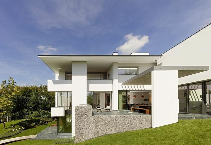 Výnimočné domy - SU House - Stuttgart - Nemecko