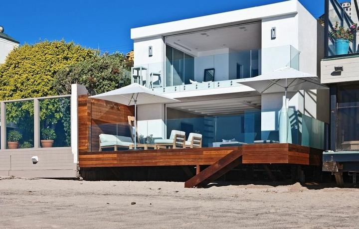 Výnimočné domy - Rekonštrukcia 21562 PCH - Malibu - USA