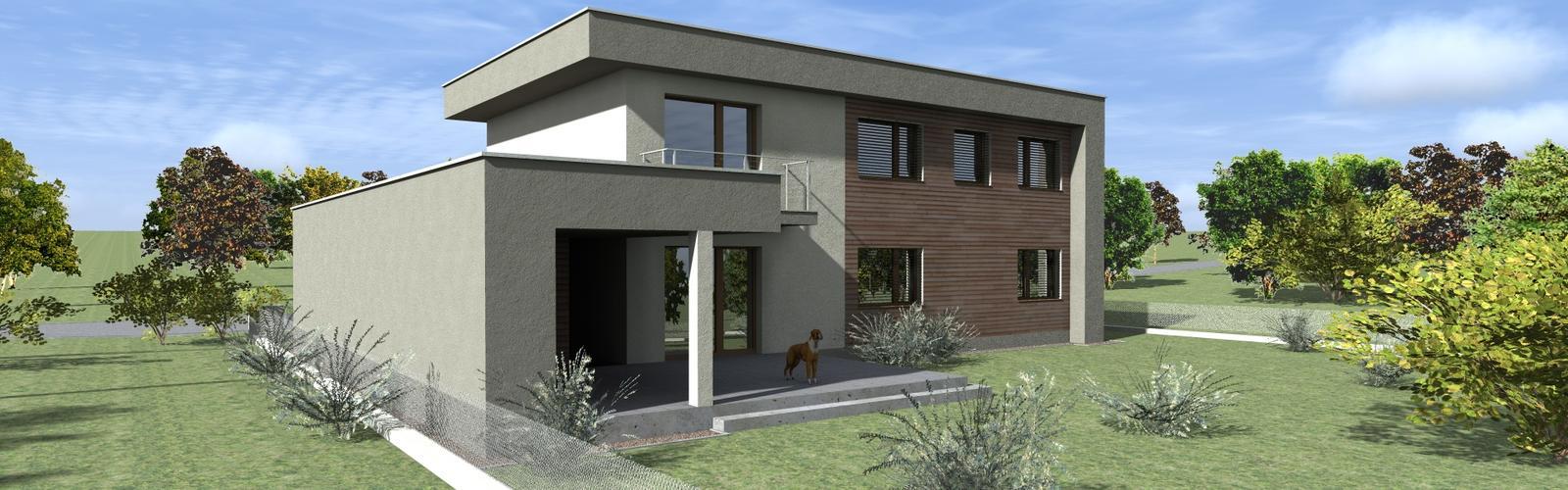 janvirostko - Energeticky pasívny dom v Košiciach - Šaci