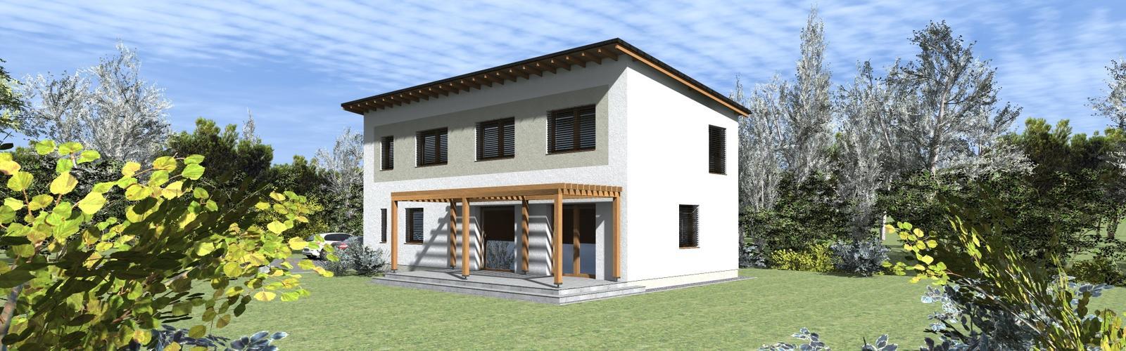 janvirostko - Energeticky pasívny dom v Kaplnej pre @au585