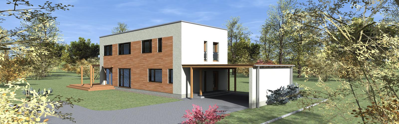 janvirostko - Energeticky pasívny dom v Kráľovej pri Senci
