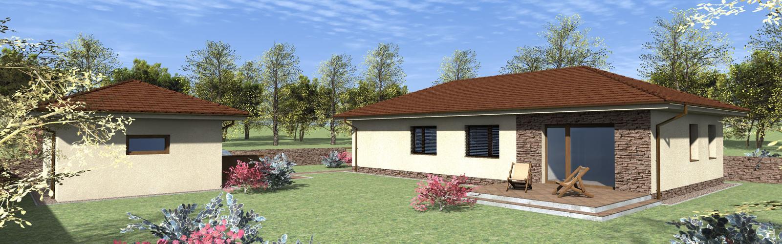 janvirostko - Nízkoenergetický dom v Rožňave