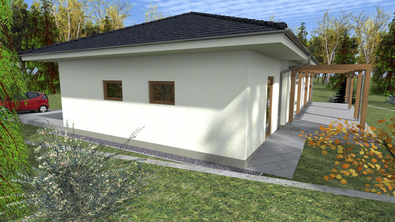 Nízkoenergetický dom v Mlynici 2 - Obrázok č. 6