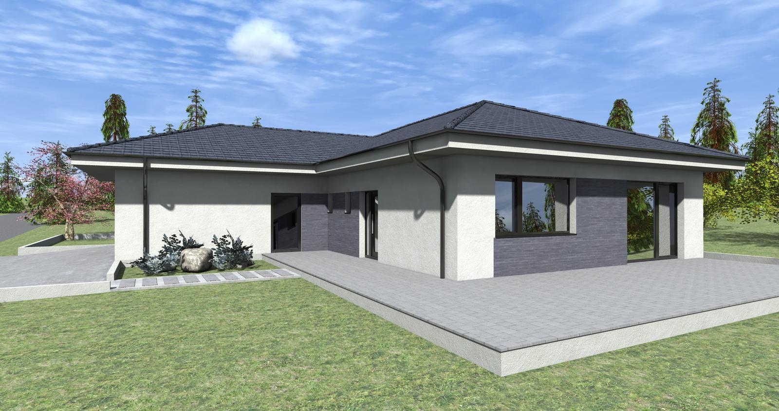 Rodinný dom A0 v Novej Lesnej - Obrázok č. 1
