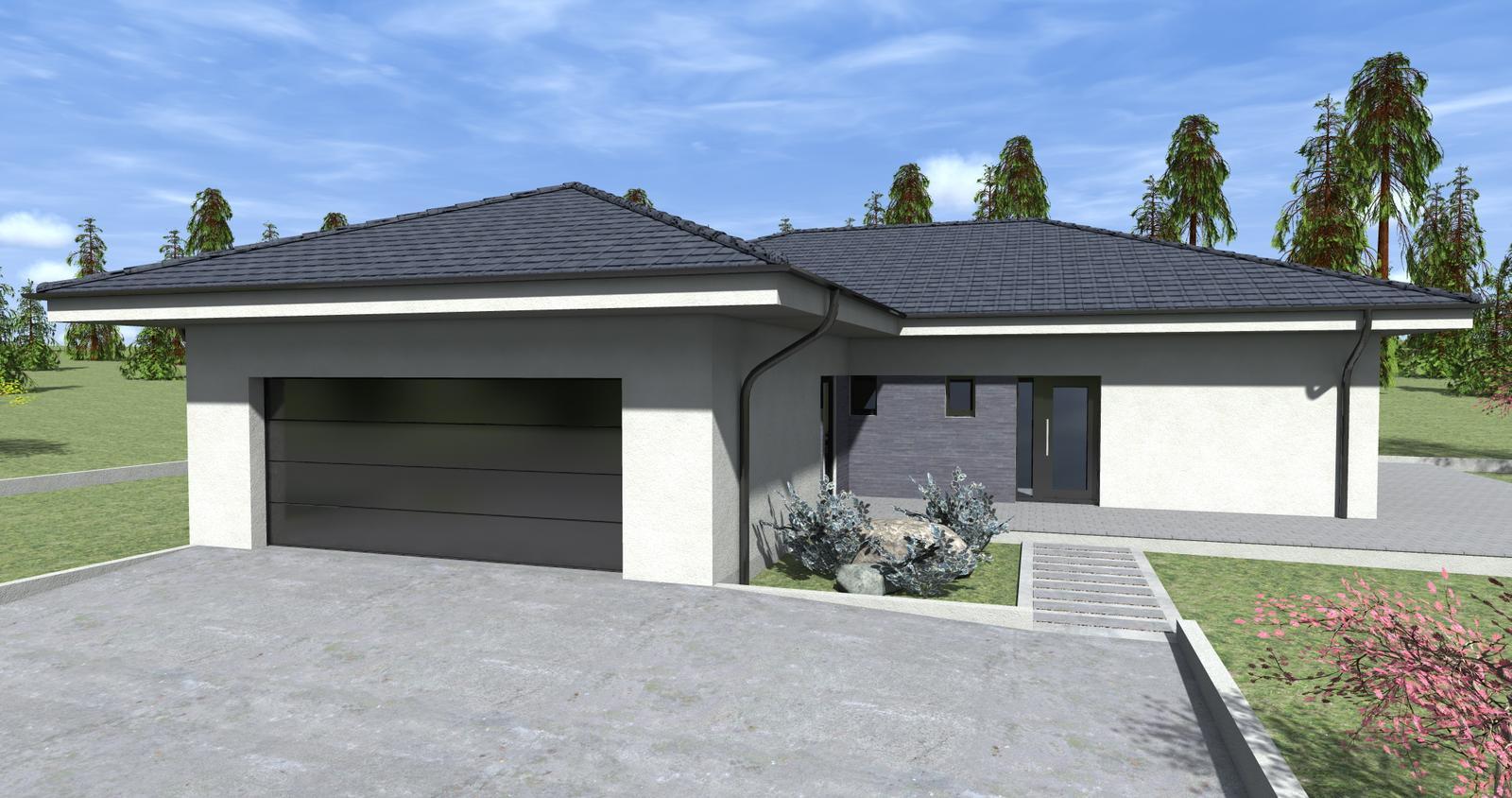 Rodinný dom A0 v Novej Lesnej - Obrázok č. 2