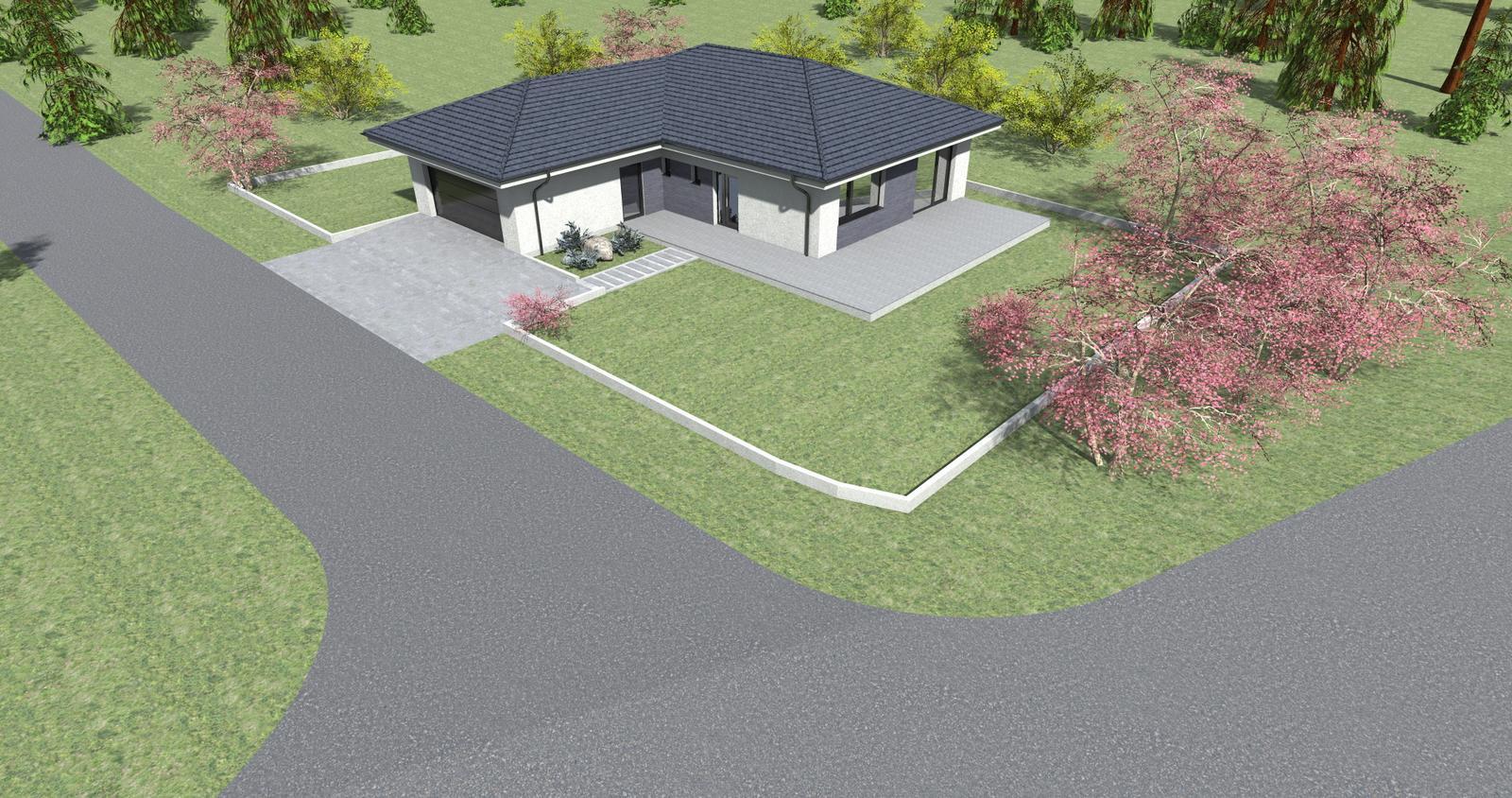 Rodinný dom A0 v Novej Lesnej - Obrázok č. 3