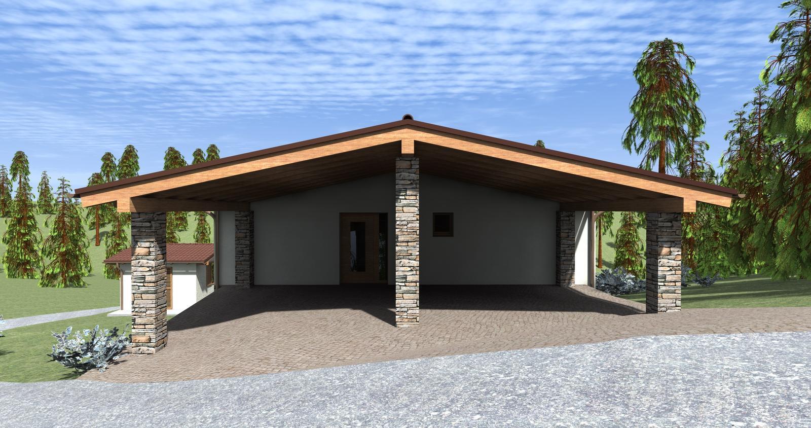 Rodinný dom A0 v Oravskej Lesnej - Obrázok č. 5