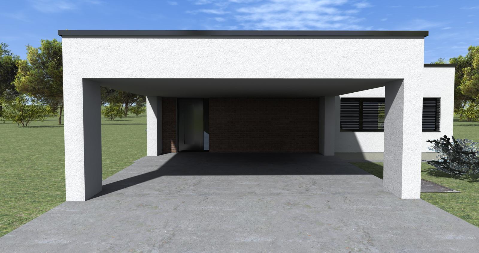 Rodinný dom A0 vo Valalikoch - Obrázok č. 4