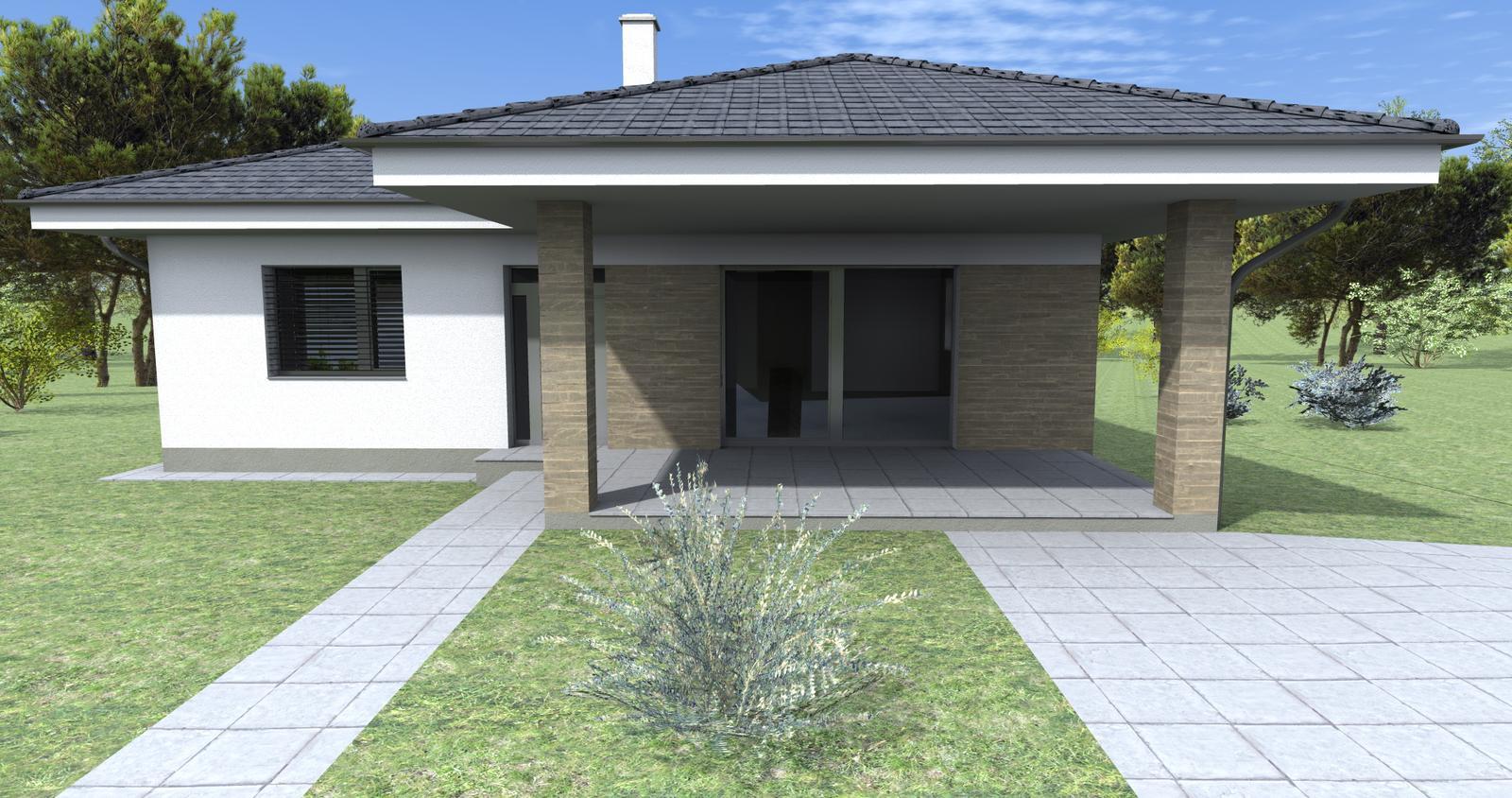 Rodinný dom A0 v Dargove - Obrázok č. 1