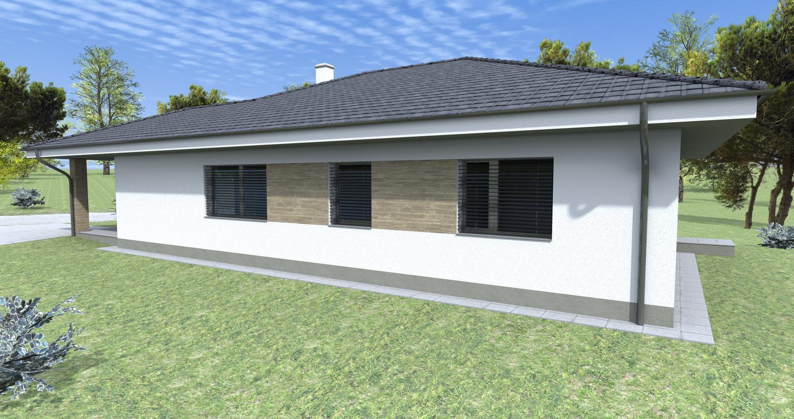 Rodinný dom A0 v Dargove - Obrázok č. 2
