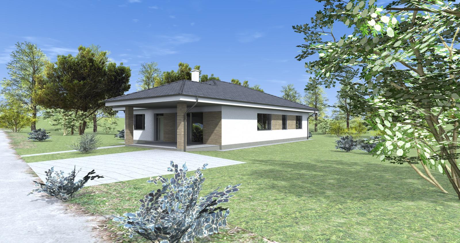 Rodinný dom A0 v Dargove - Obrázok č. 3