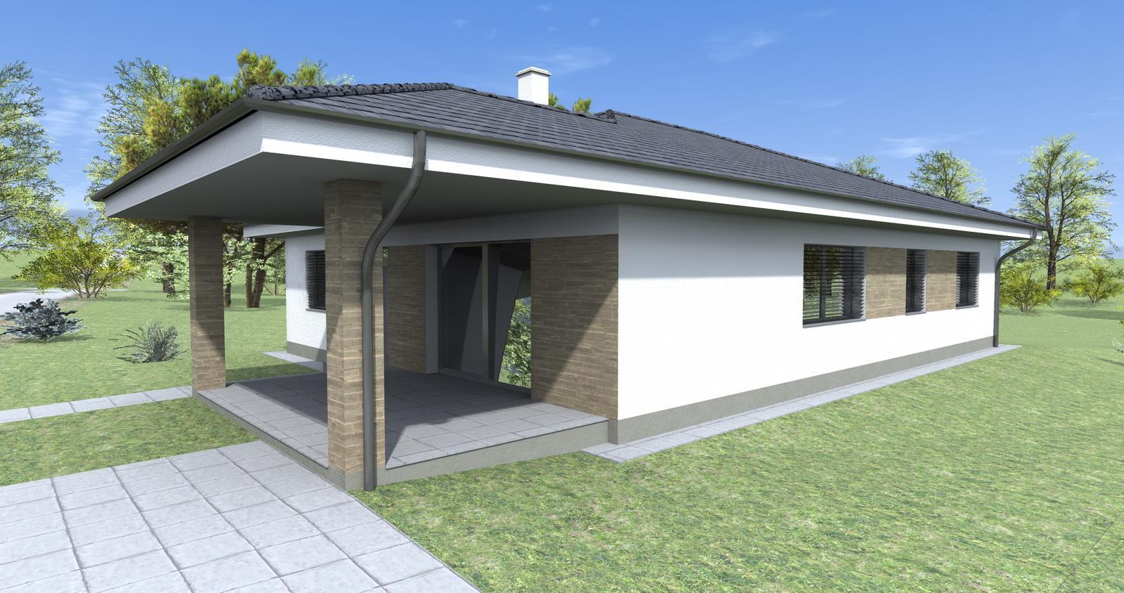 Rodinný dom A0 v Dargove - Obrázok č. 4