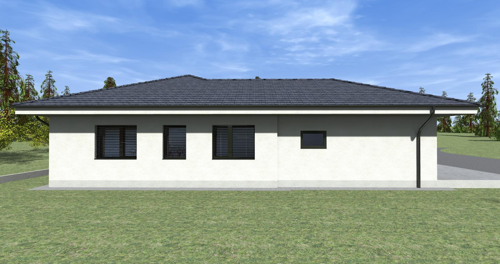 Rodinný dom A0 v Novej Lesnej - Obrázok č. 5