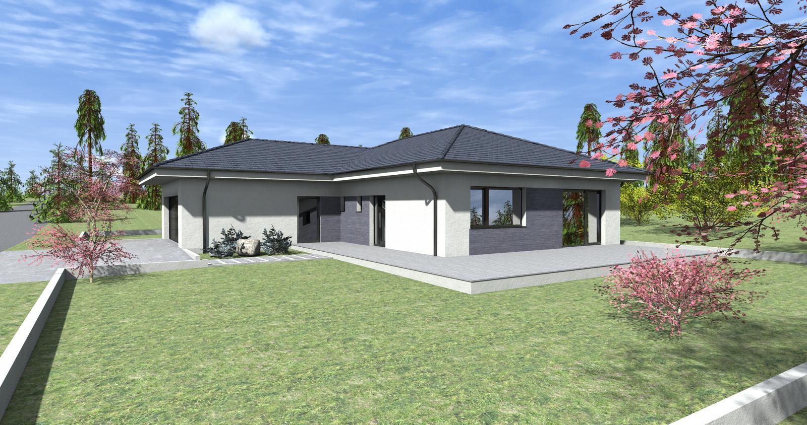 Rodinný dom A0 v Novej Lesnej - Obrázok č. 6