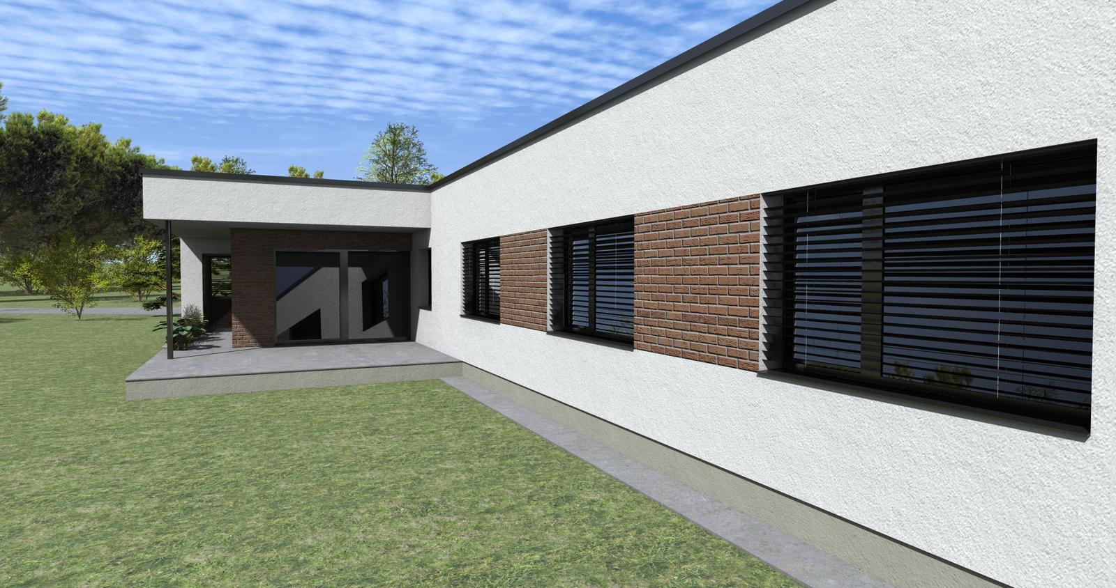 Rodinný dom A0 vo Valalikoch - Obrázok č. 6