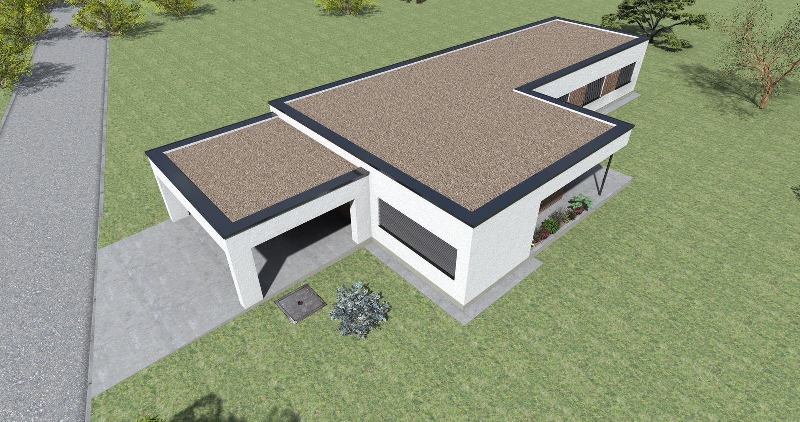 Rodinný dom A0 vo Valalikoch - Obrázok č. 7