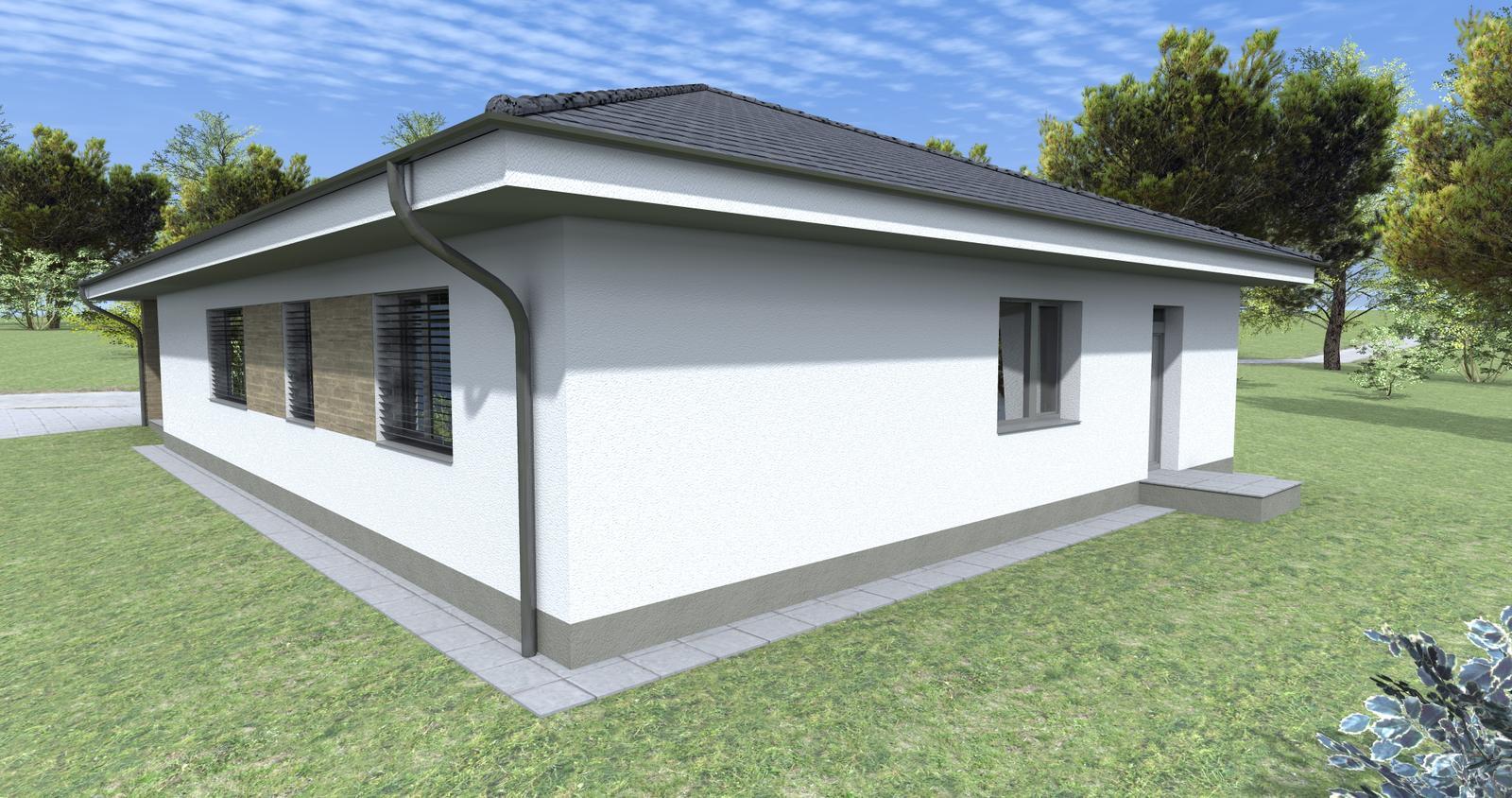 Rodinný dom A0 v Dargove - Obrázok č. 6