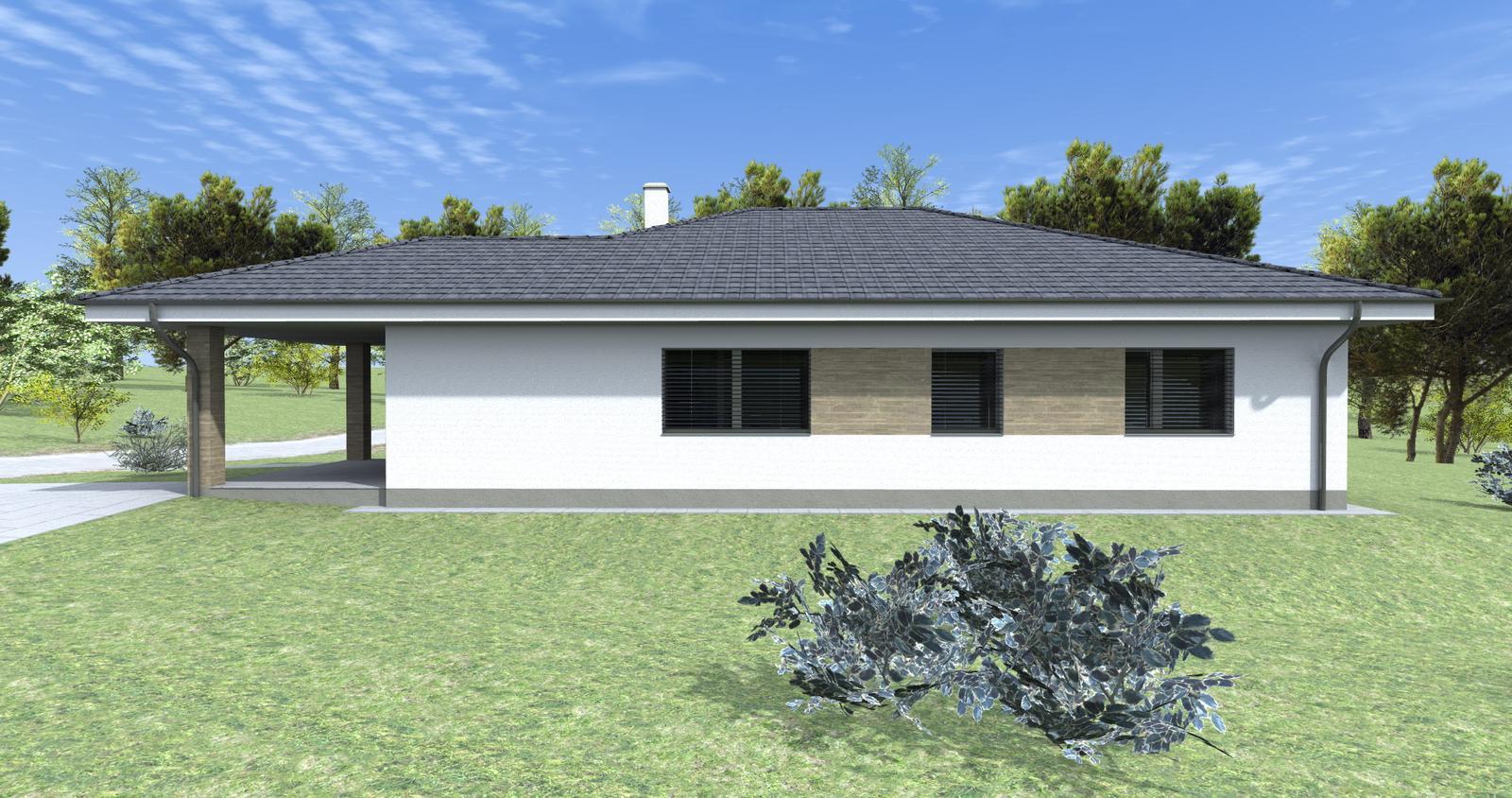 Rodinný dom A0 v Dargove - Obrázok č. 7