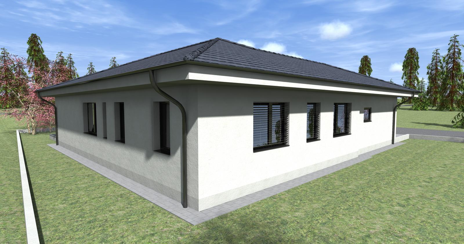 Rodinný dom A0 v Novej Lesnej - Obrázok č. 8