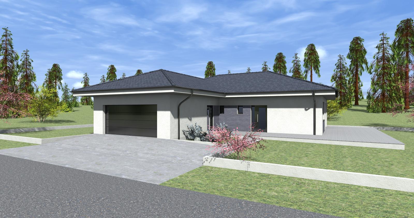 Rodinný dom A0 v Novej Lesnej - Obrázok č. 9