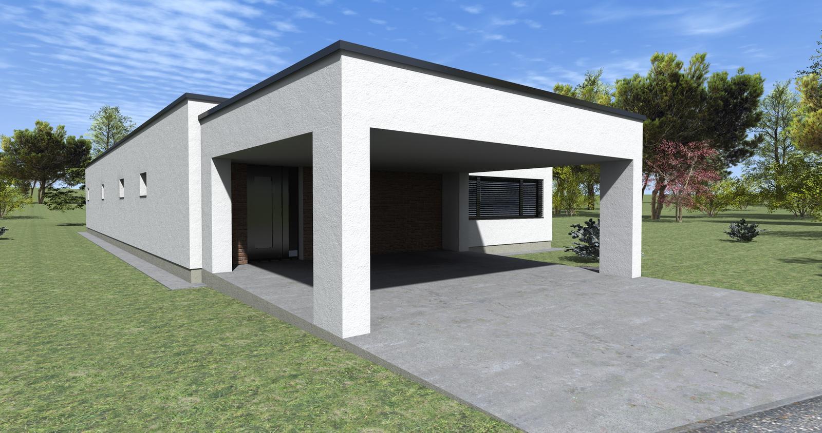 Rodinný dom A0 vo Valalikoch - Obrázok č. 8