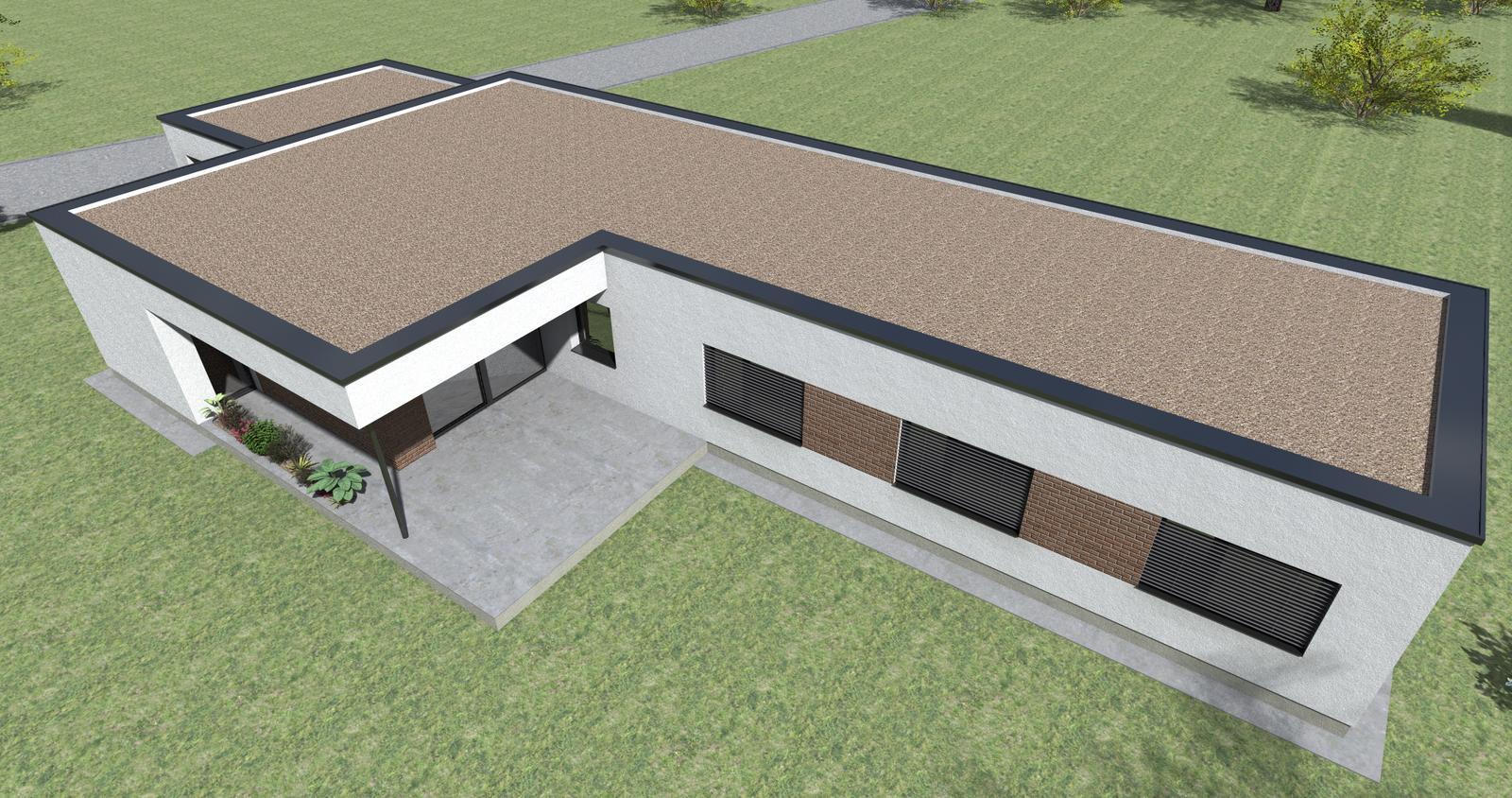Rodinný dom A0 vo Valalikoch - Obrázok č. 11