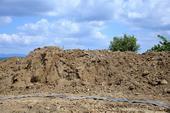 Darujem zeminu z vykopu,