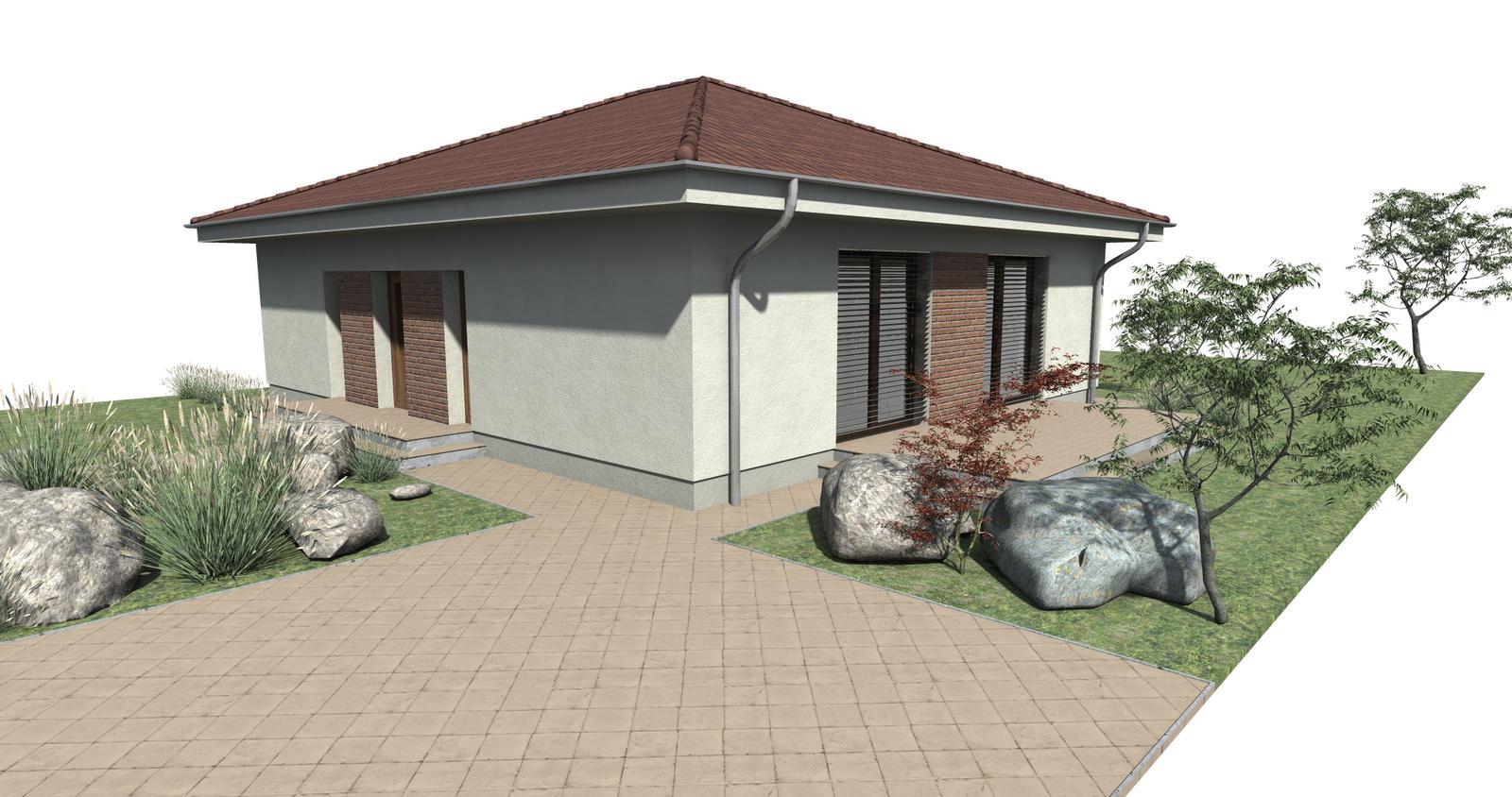 Projekt pasívneho domu - PassiON Mini - Obrázok č. 4