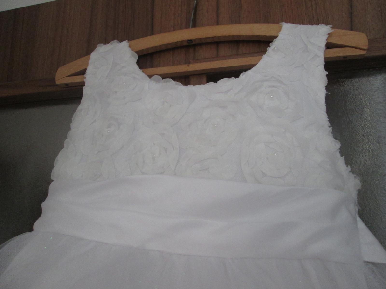 Šaty pro družičku vel.104 - Obrázek č. 2