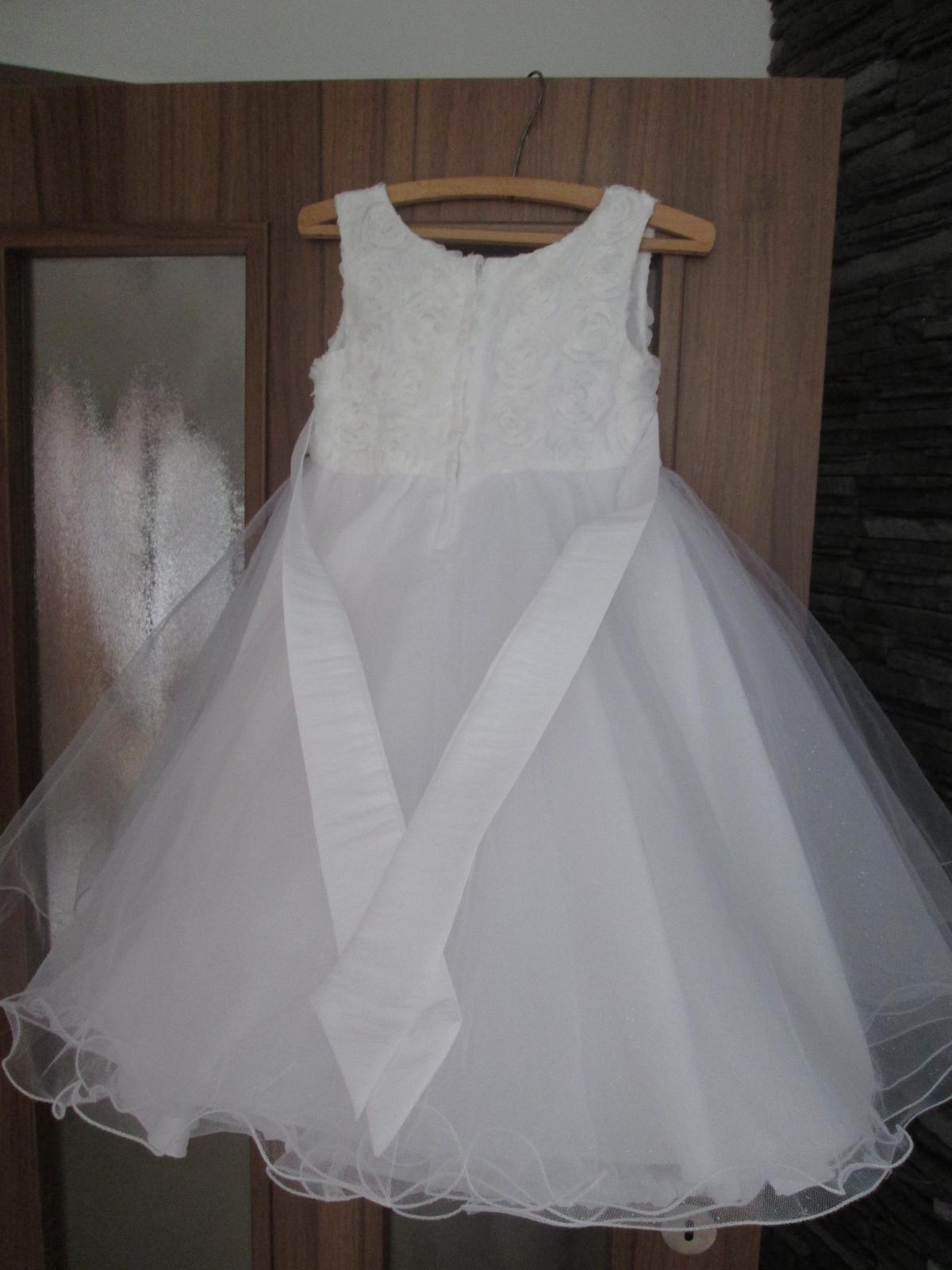 Šaty pro družičku vel.104 - Obrázek č. 3