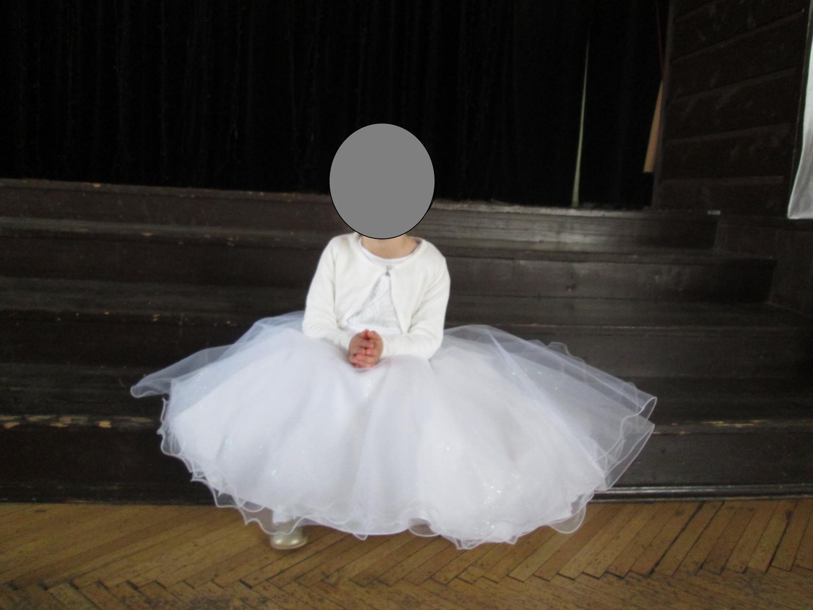 Šaty pro družičku vel.104 - Obrázek č. 4