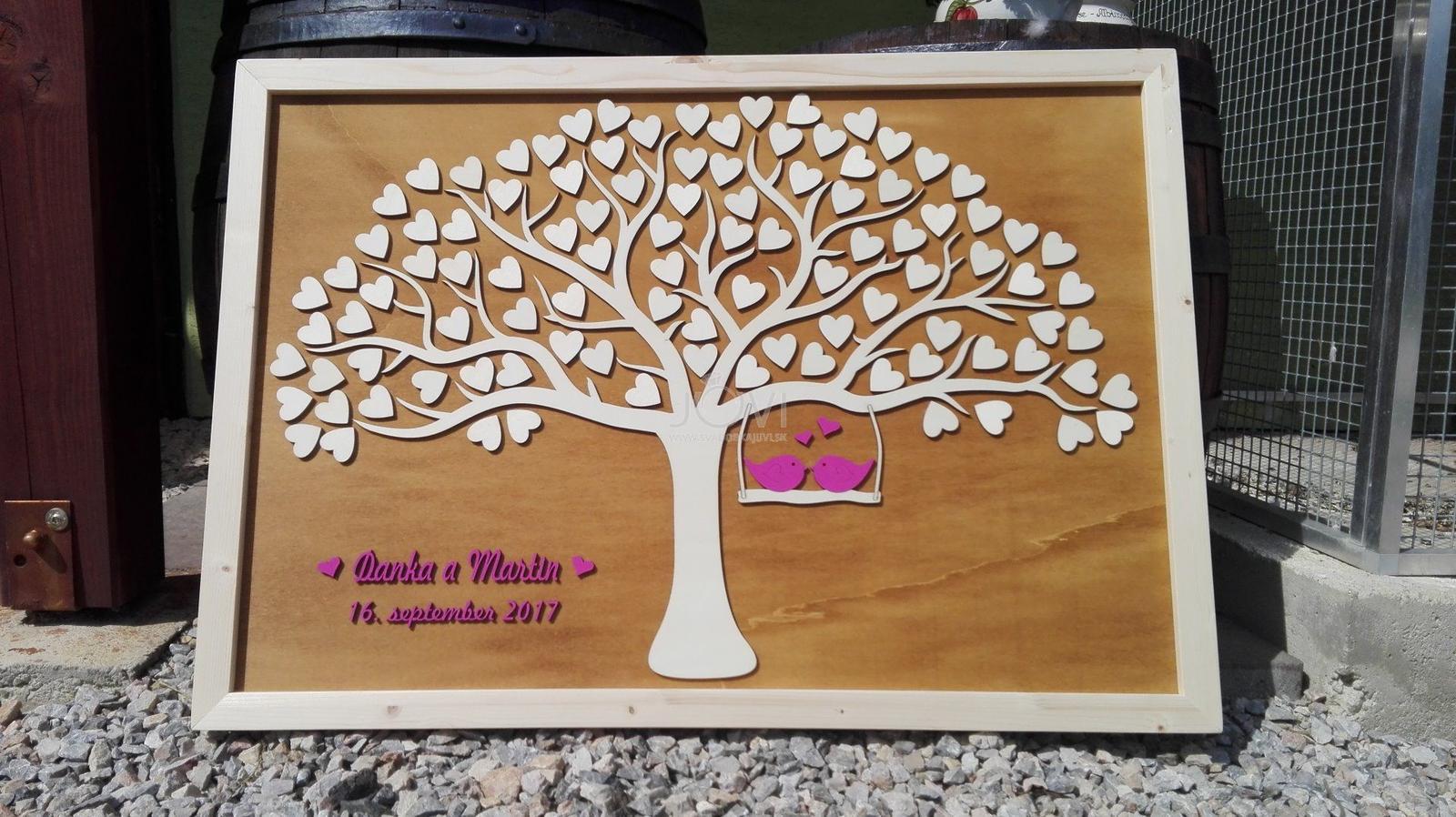 Svadobný strom - Obrázok č. 3
