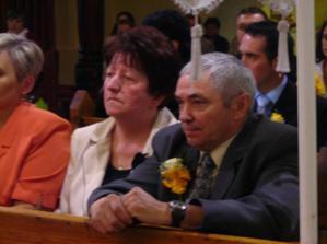 svadobní rodičia