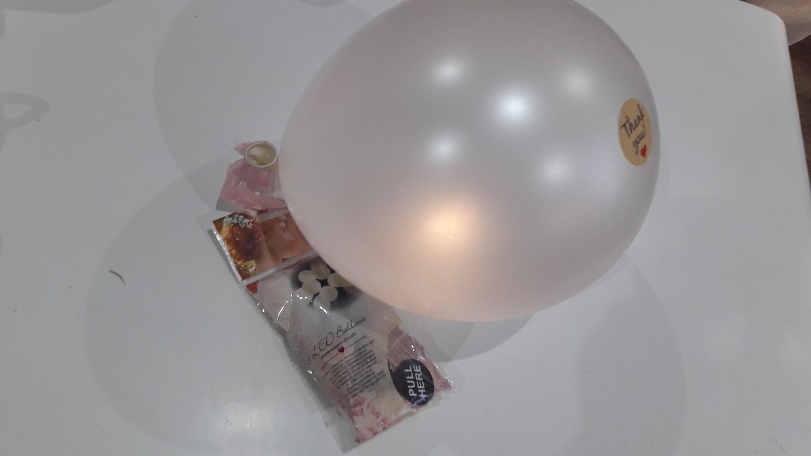 balony s led - Obrázok č. 1