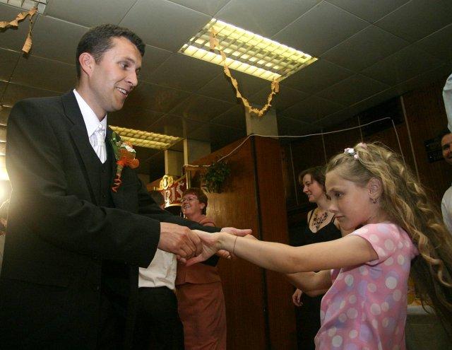 Marta{{_AND_}}Slavo - ženich s mojim  krstňatkom