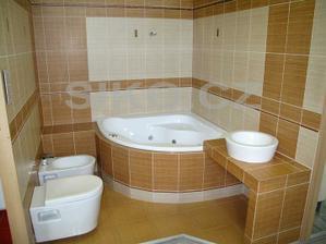 Asi barevná změna koupelny..dohoví kolikrát ještě :-D siko bamboo
