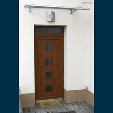 Objednaná dveřní výplň