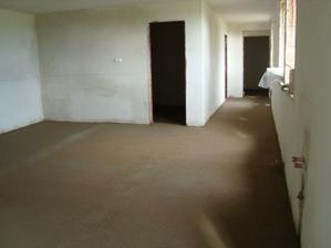 Hotové betony ve sklepě