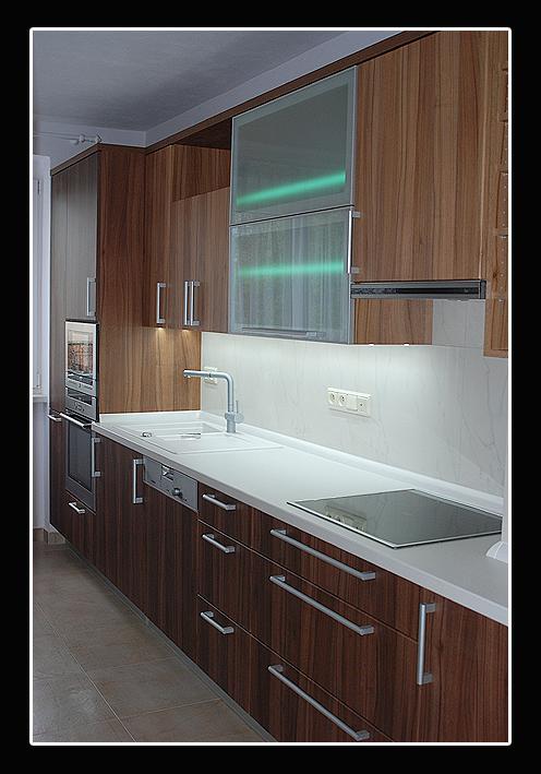 Co se nám líbí do domečku - Tak takhle nějak bude vypadat naše kuchyňka (myslím odstín)