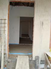 Pohled od vchodu