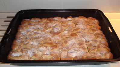 Dnešní večeře pro moje chlapáky:-) Nej těsto z pekárny!