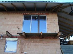 Balkónové dveře