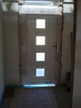 Vchodové dveře zevnitř