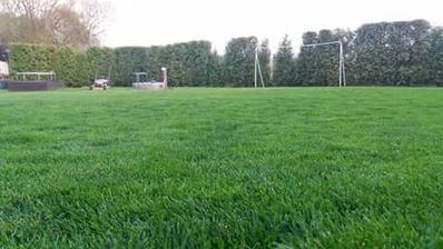 Fotbalová sezóna na zahradě zahájena