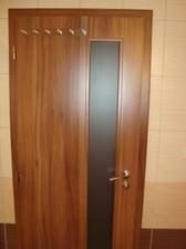 Můj nový věšák na dveře:-)