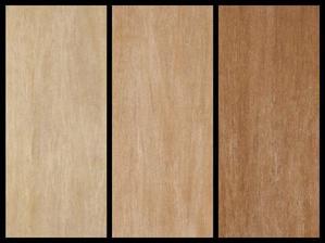 Artwood: 1. krémová, 2. béžová, 3. orange