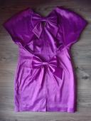 Extravagantne spoločenské šaty 42, 42