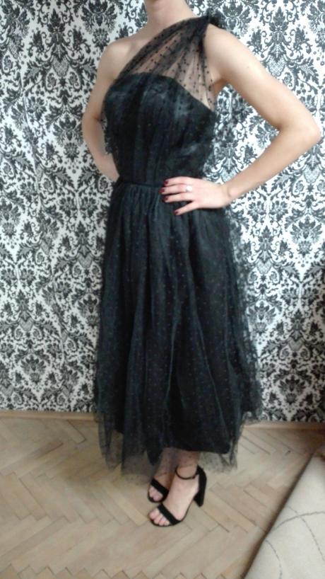 Midi šaty XS - Obrázok č. 1